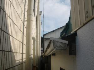 ハートホームの雨樋工事!あきる野市にて火災保険活用で実費負担ゼロの雨樋工事