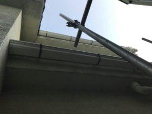 評判は?株式会社ハートホーム 練馬区A様の実費負担ゼロで雨樋工事完了