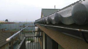 神奈川県相模原市で火災保険を活用して実費負担ゼロの雨樋工事