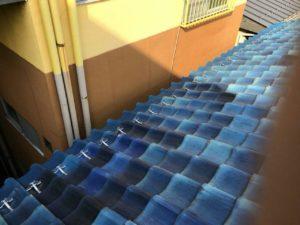 東久留米市にて火災保険活用で雨樋交換及び雪止め設置、各所補修工事