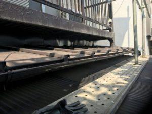国分寺市にて火災保険を使って雨樋工事完了