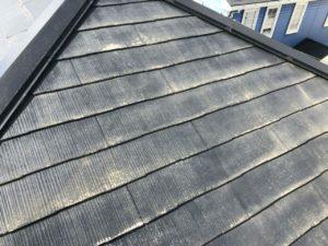 多摩地区でアパート屋根塗装工事のご報告