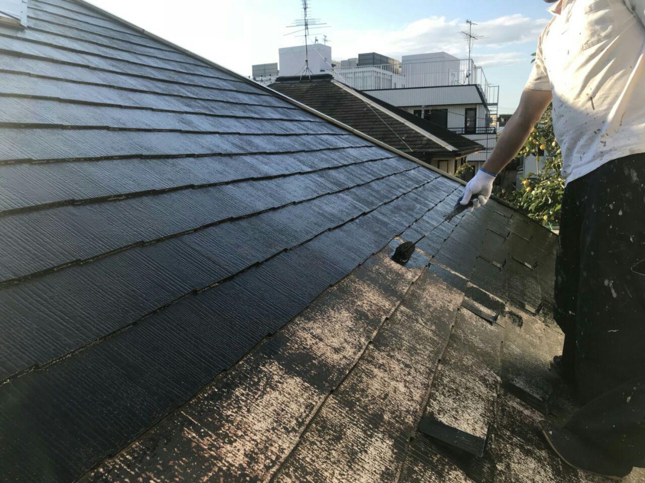 板橋区で地震保険のお見舞金で屋根外壁塗装!塗装工事はハートホームにお任せ