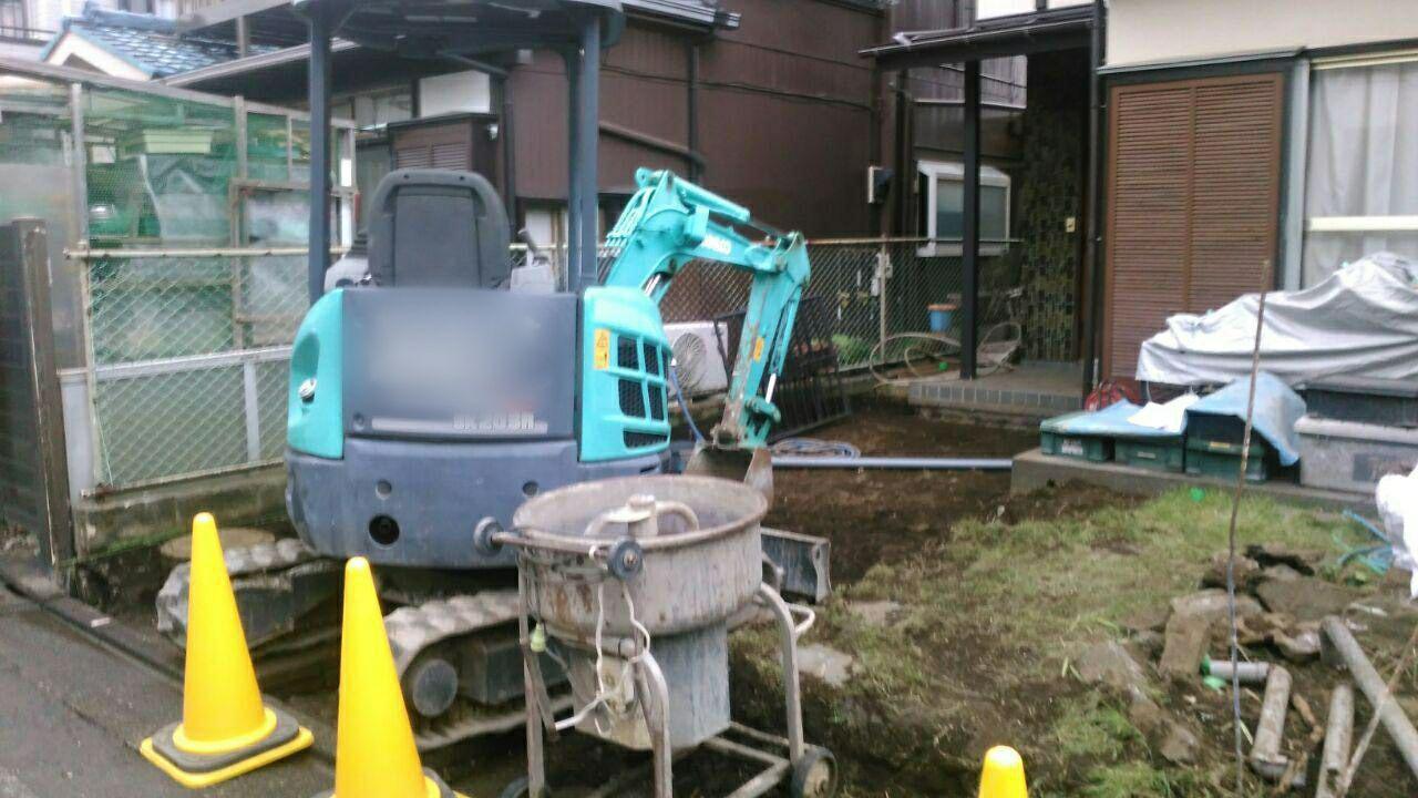 西東京市の外構工事はハートホームにお任せ!カーゲート・駐車場・ブロック工事