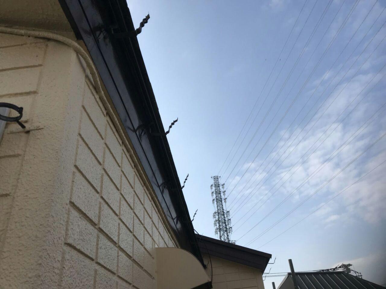 東京都中野区でアパート雨樋工事!住宅保険活用し実費負担ゼロ工事