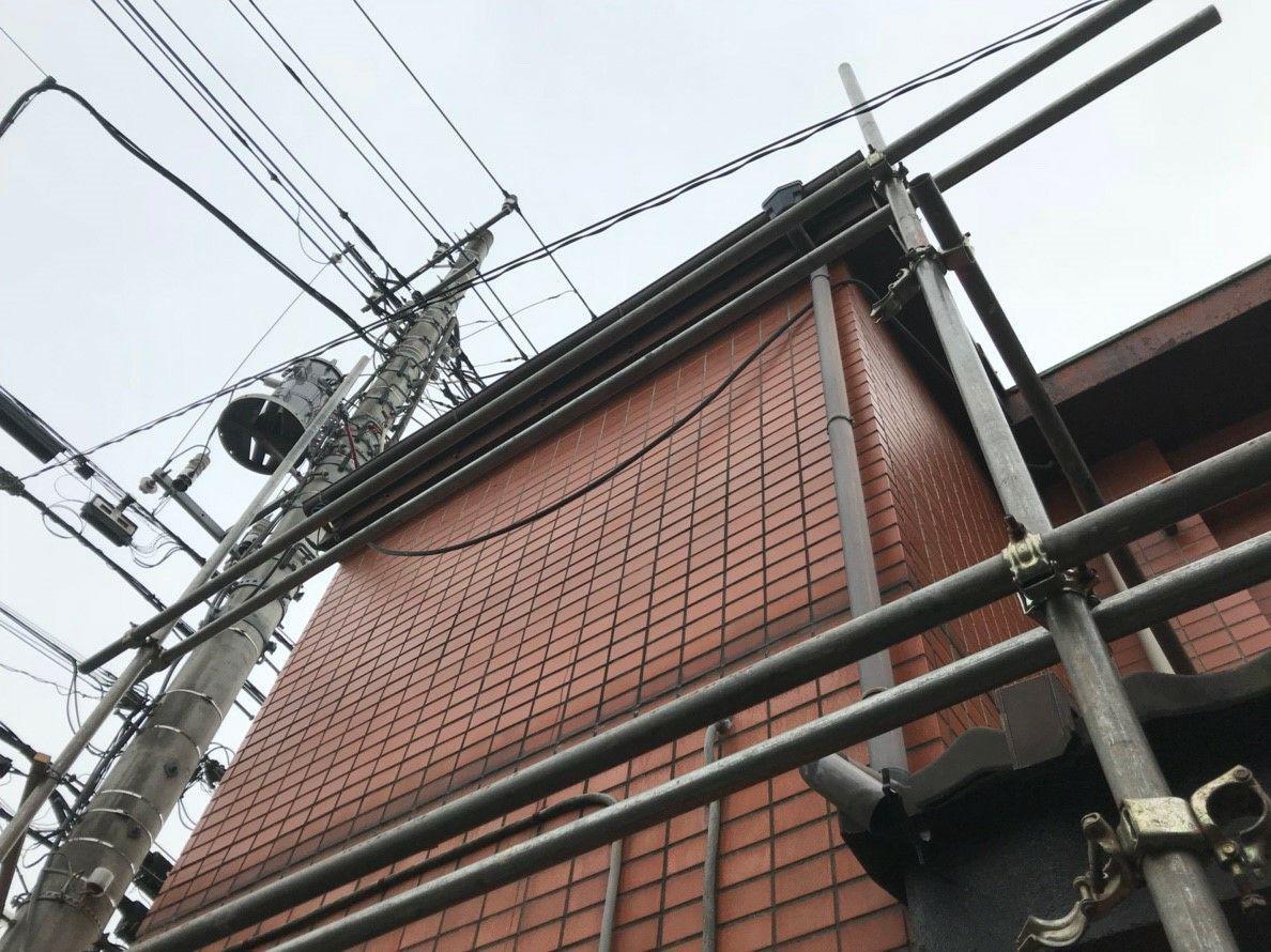 埼玉県所沢市で台風被害!火災保険活用で雨樋無料工事