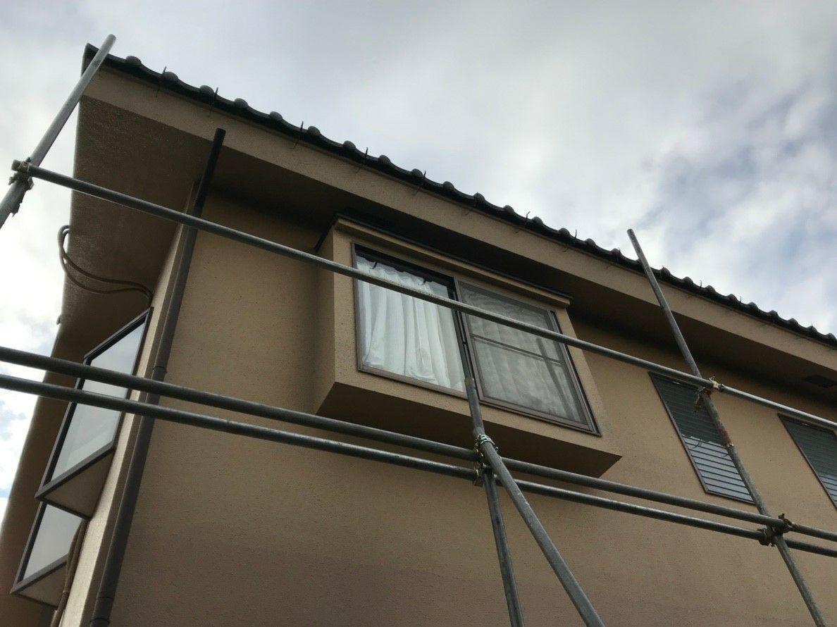 八王子市の台風による雨漏れ工事はハートホームにお任せ!