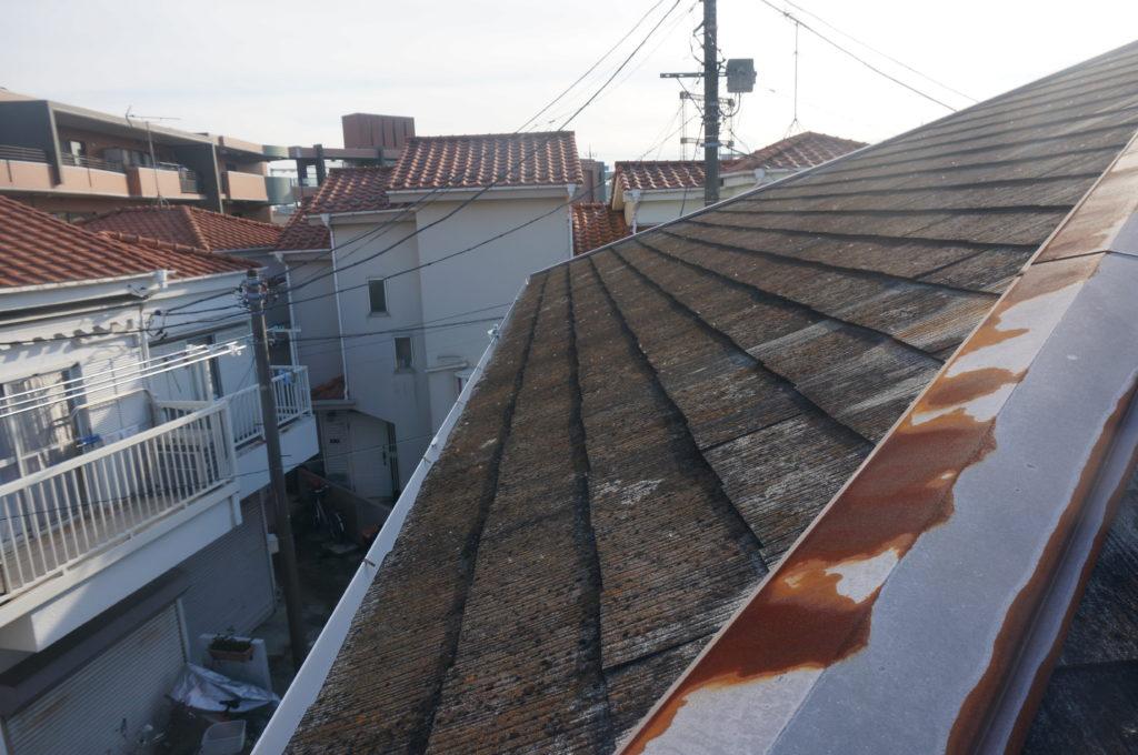 東京都葛飾区の屋根雨樋工事はハートホームにお任せ下さい!