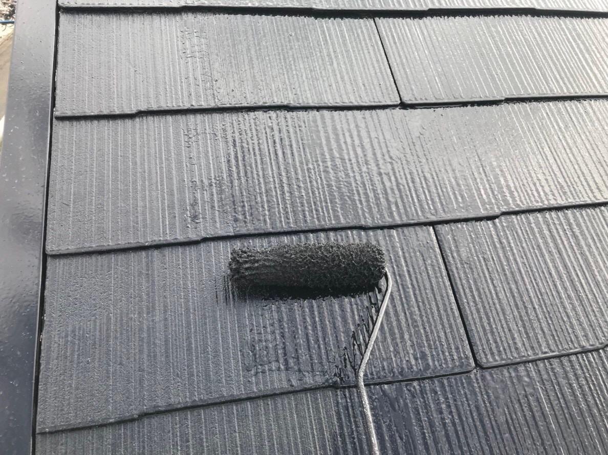 神奈川県相模原市で火災保険を申請・屋根塗装