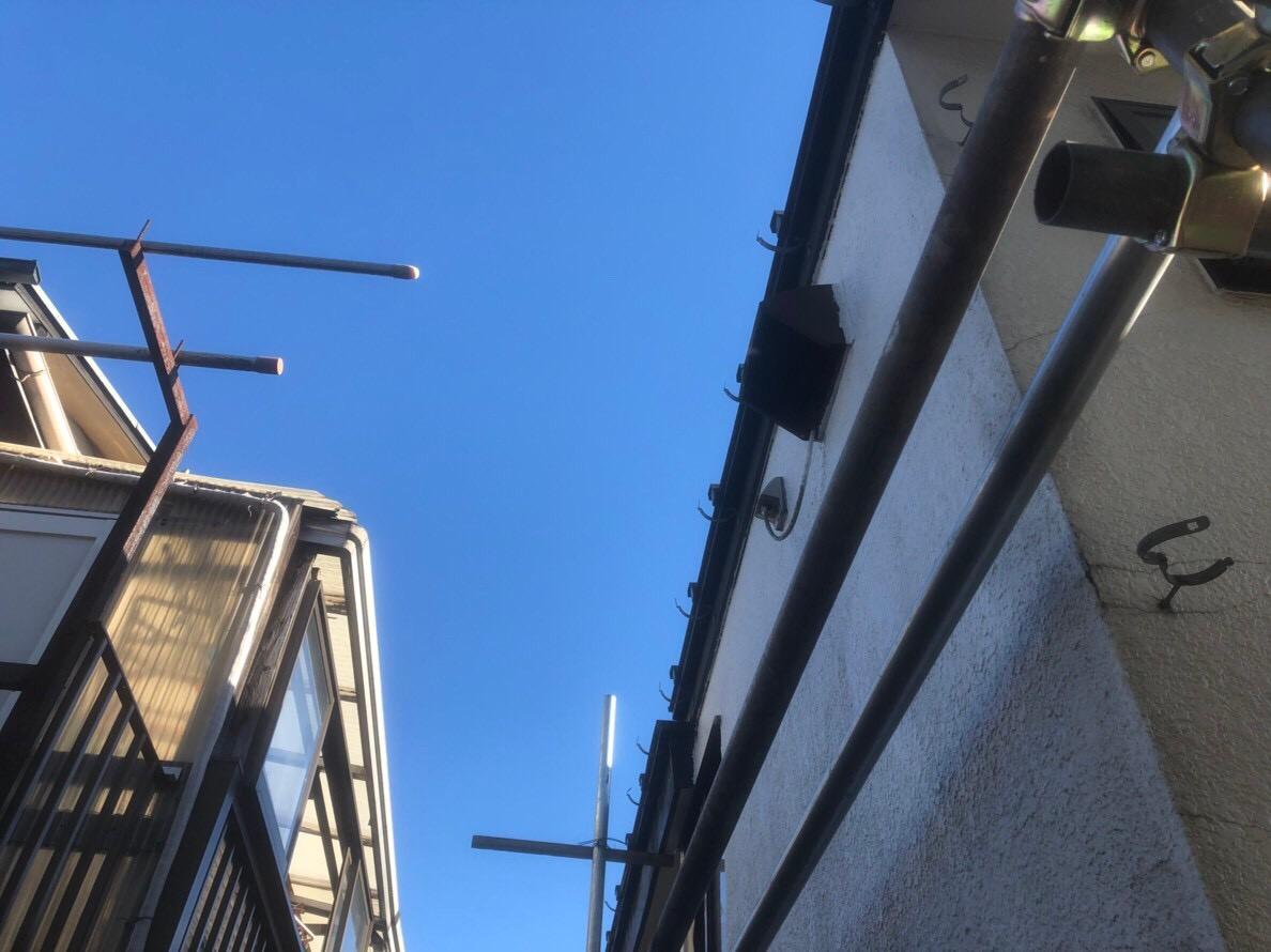 東京都調布市で雨樋修理の実例!火災保険申請に関する疑問や不安を解消!