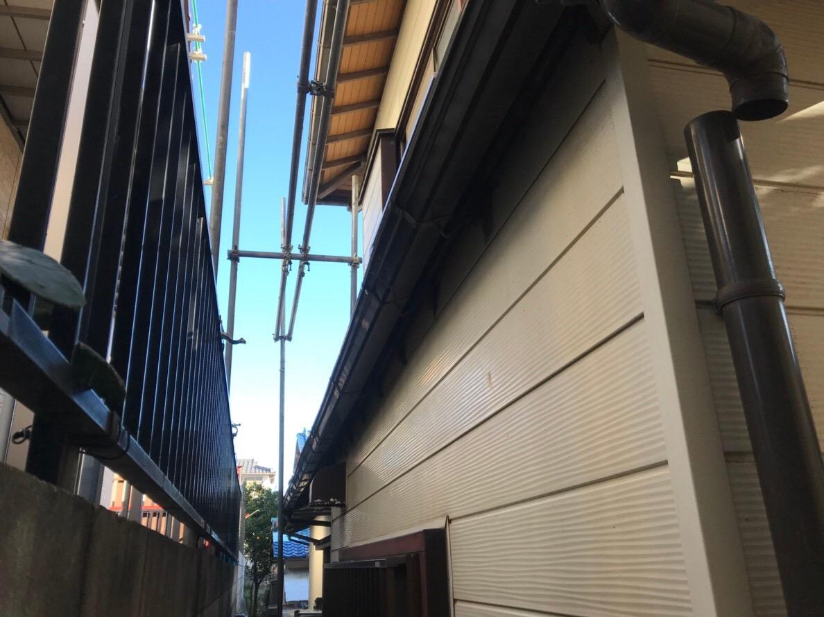 千葉県松戸市で雨樋交換と波板交換を実費負担ゼロで実現