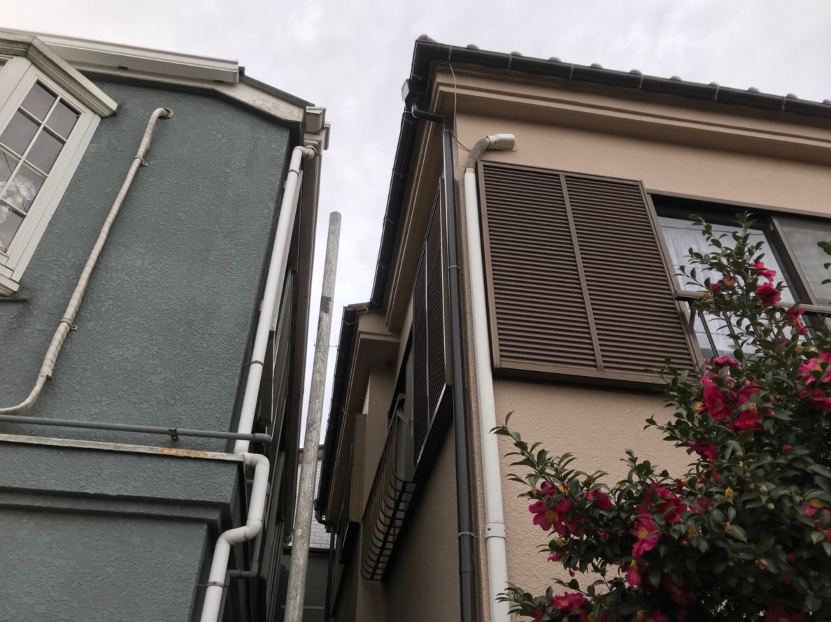 埼玉県新座市の雨樋交換修理工事はハートホームに任せて下さい!