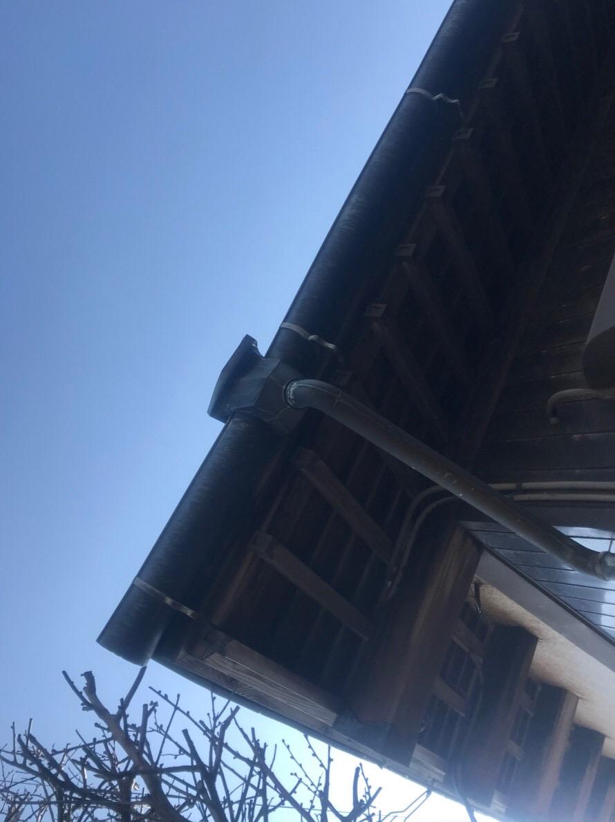 千葉県市原市にて100万円以上の保険金がおり銅板雨樋を新品に!〜高品質の銅板雨樋へ実質負担なく交換〜