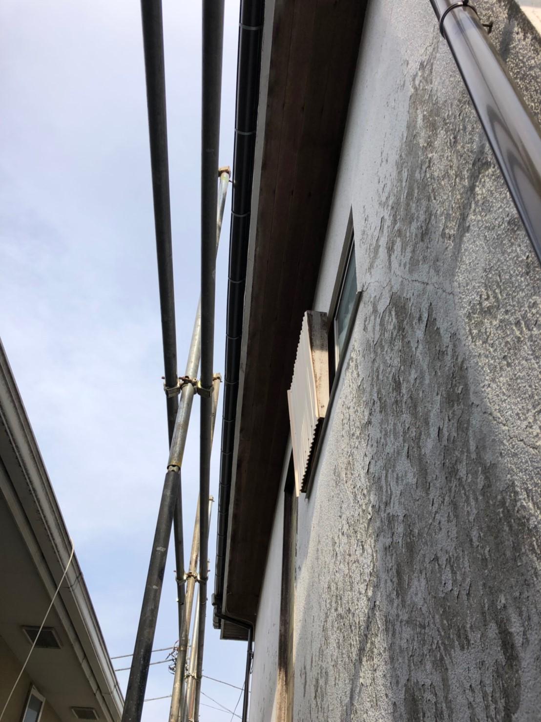 東京都世田谷区で火災保険を申請無料で雨樋交換工事施工後
