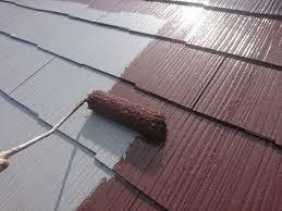 火災保険申請で屋根無料塗装