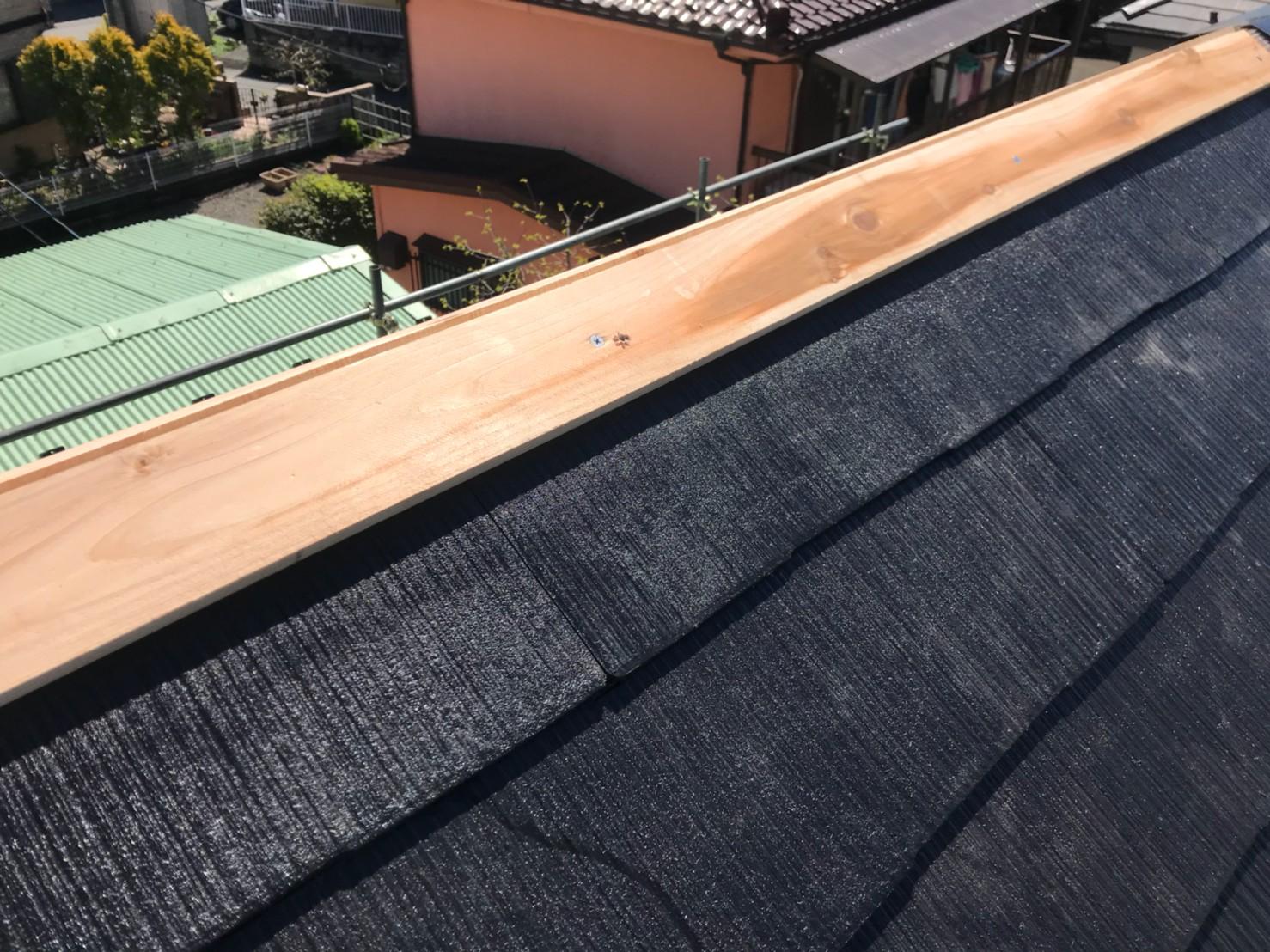 火災保険適応で屋根無料修理1