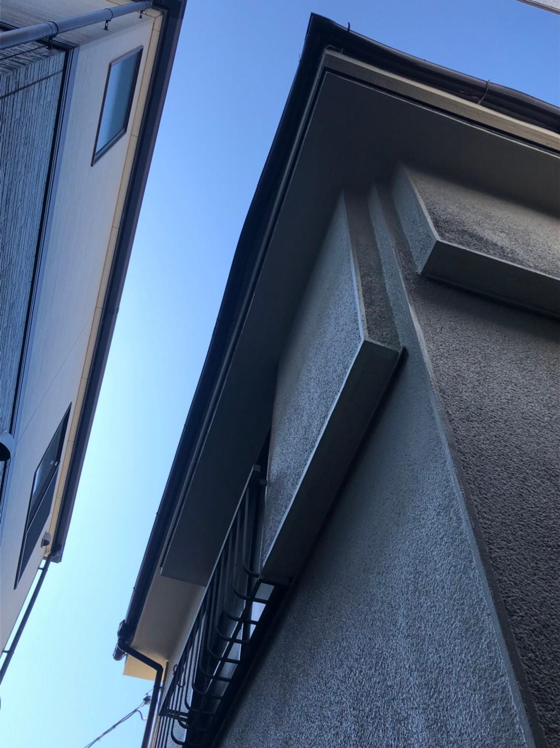 神奈川県横浜市で雨樋無料工事3