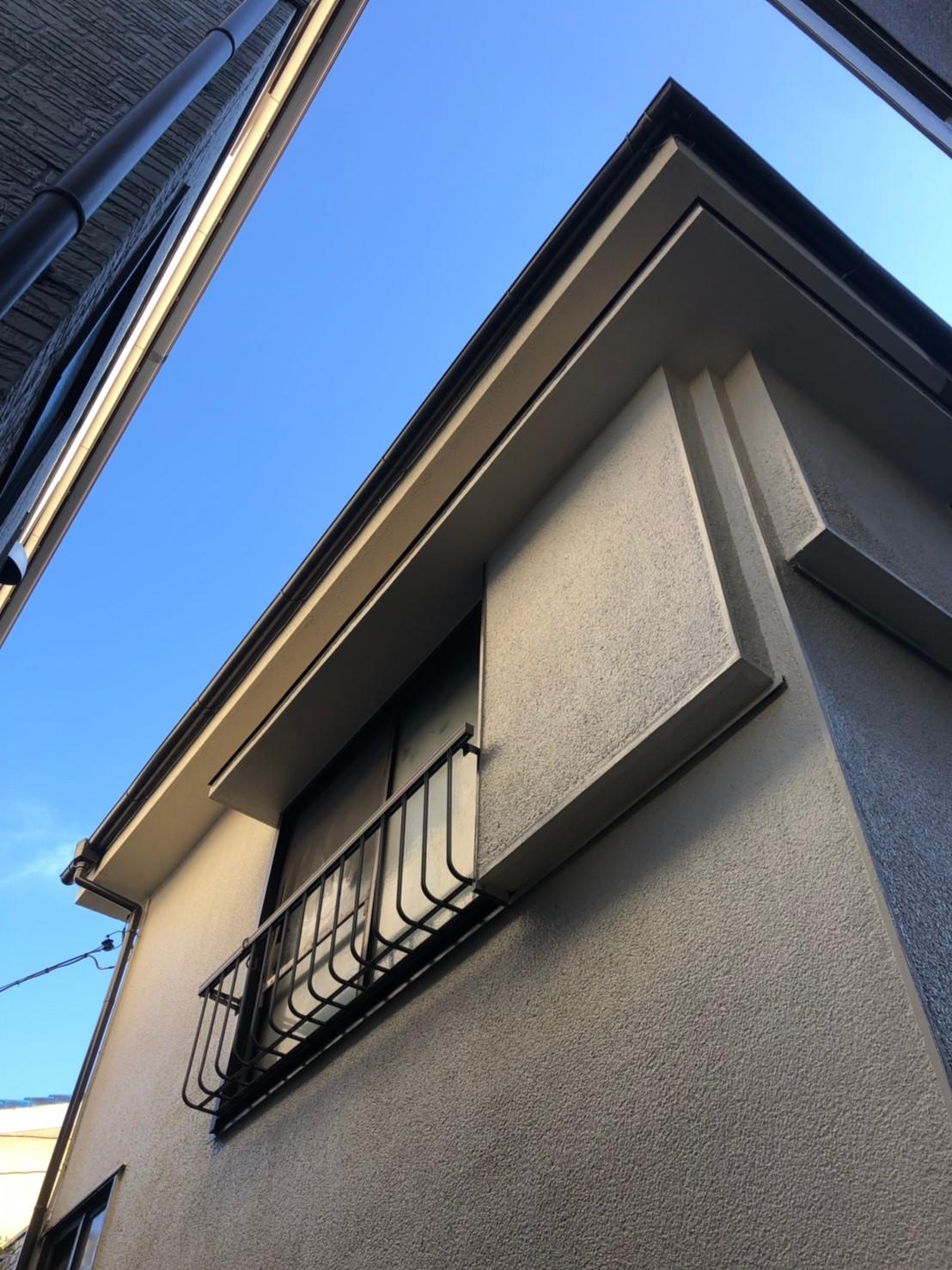 神奈川県横浜市で雨樋無料工事7