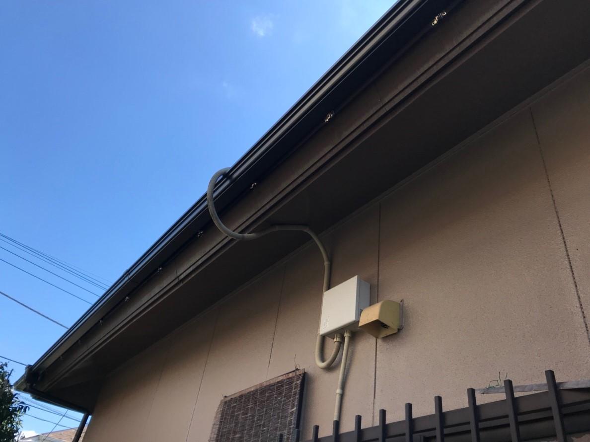 雨樋の修理は火災保険を使って実費負担0円!7