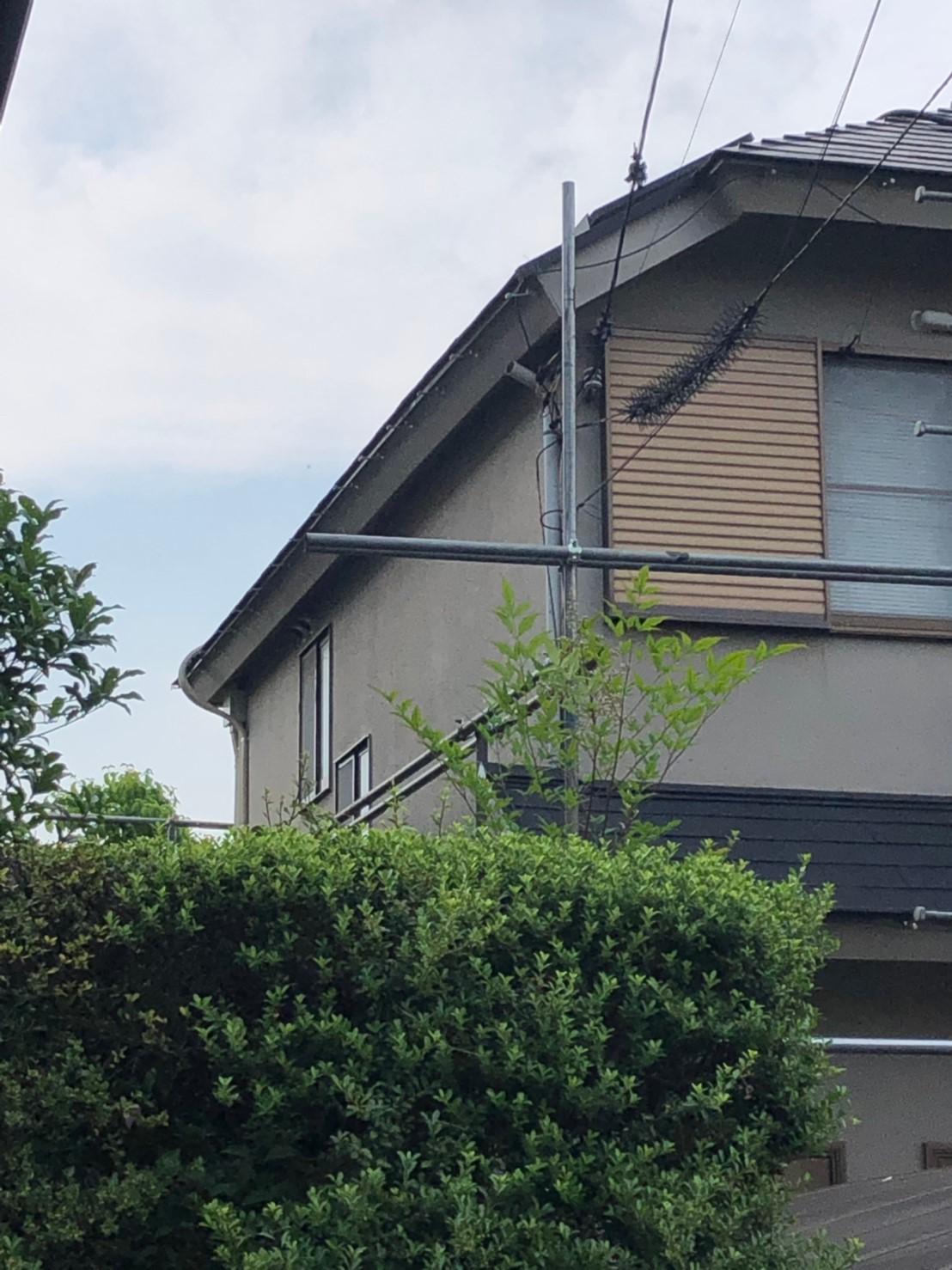東京都町田市で雨樋を実費負担無料修理のご報告43