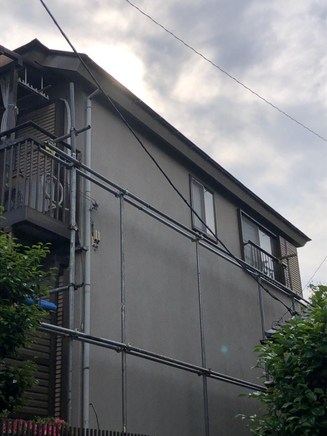 東京都町田市で雨樋を実費負担無料修理のご報告3