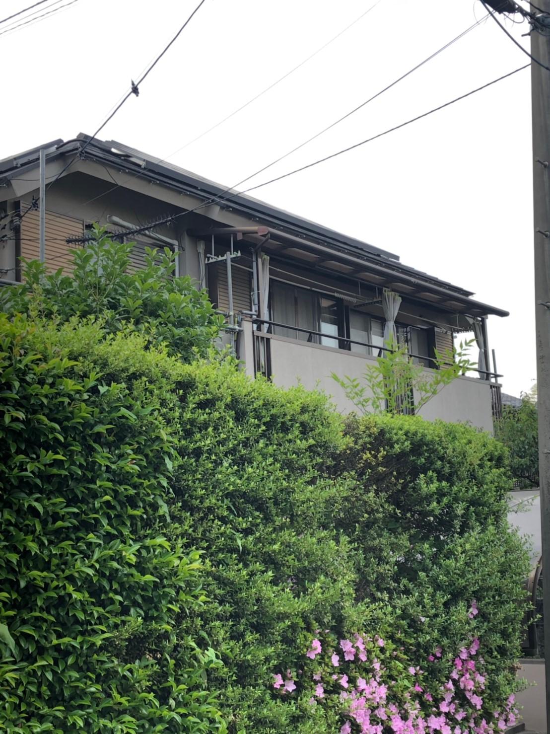 東京都町田市で雨樋を実費負担無料修理のご報告2