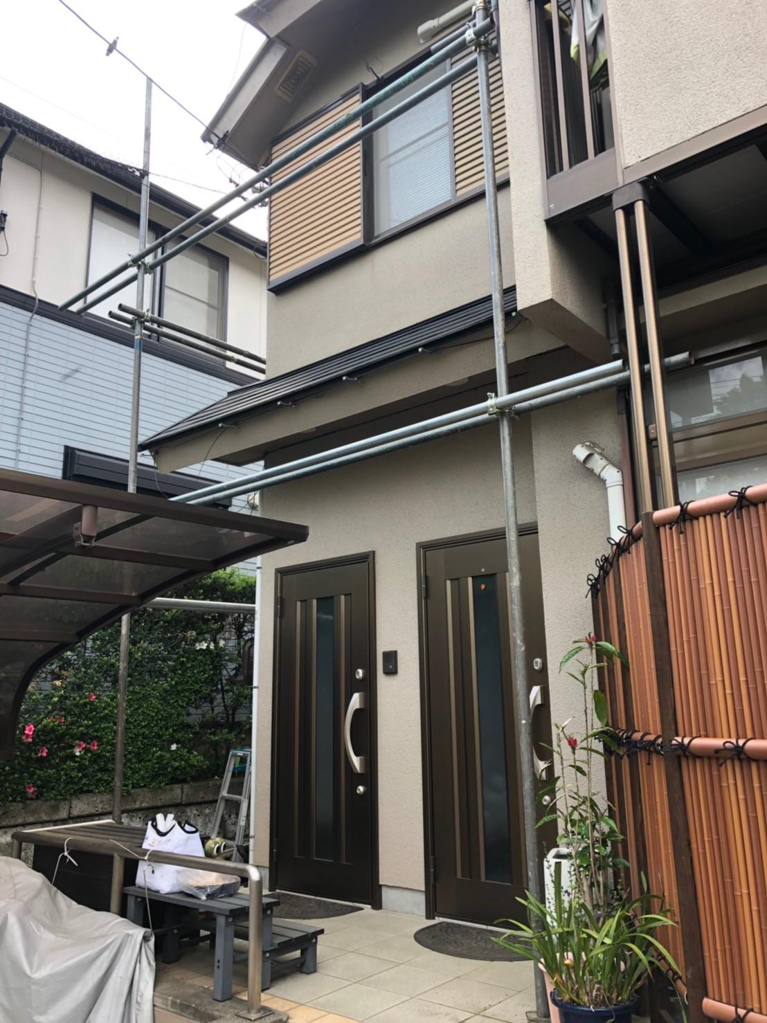 東京都町田市で雨樋を実費負担無料修理のご報告6