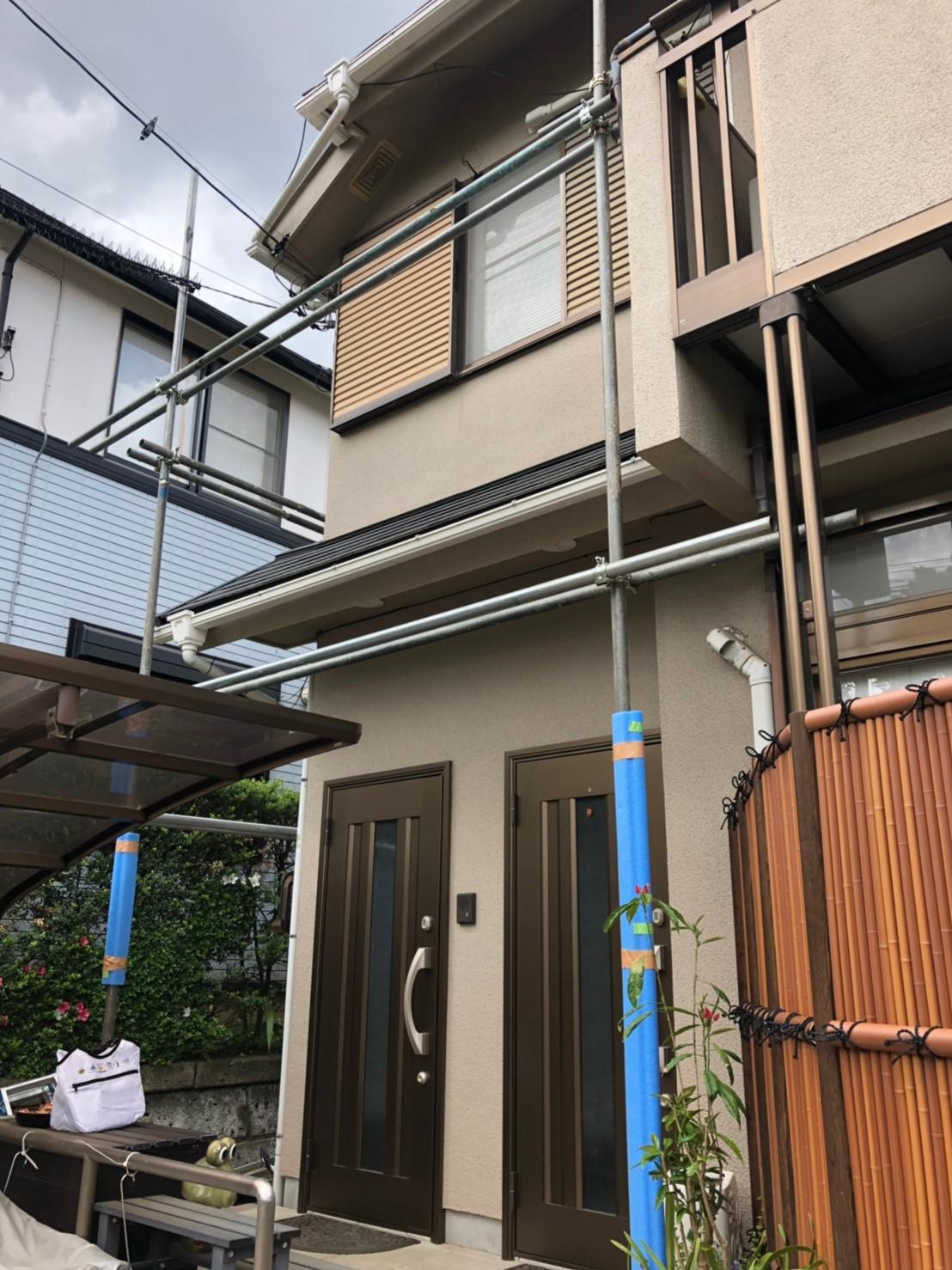 東京都町田市で雨樋を実費負担無料修理のご報告8