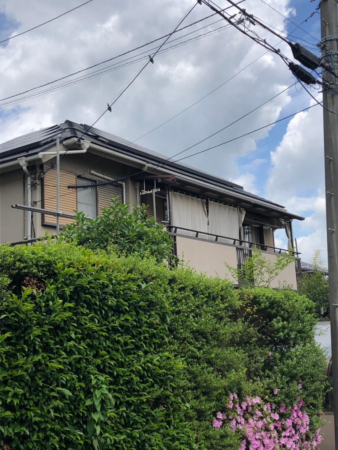 東京都町田市で雨樋を実費負担無料修理のご報告9