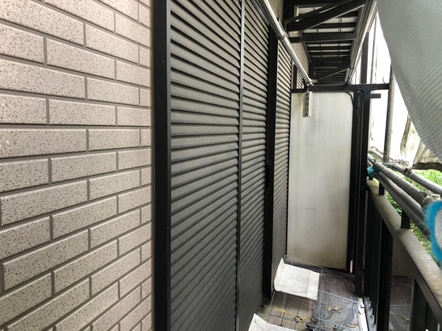 東京都国立市のアパート全体の塗装リフォームのご報告2