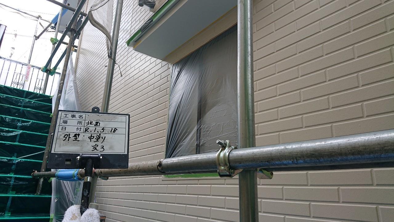 東京都国立市のアパート全体の塗装リフォームのご報告7