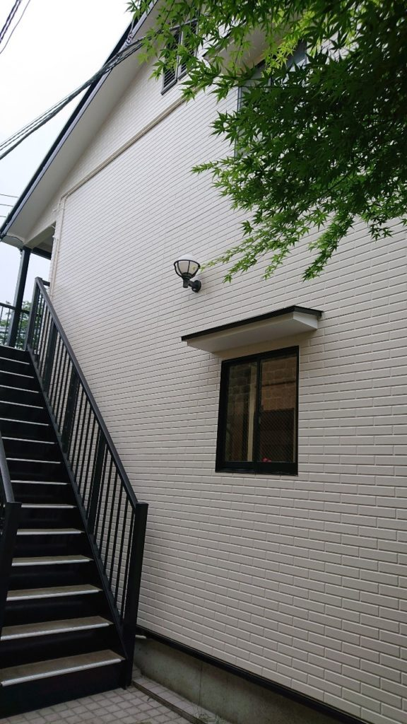 国立市のアパート塗装リフォームのご報告