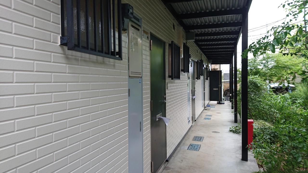 東京都国立市のアパート全体の塗装リフォームのご報告10