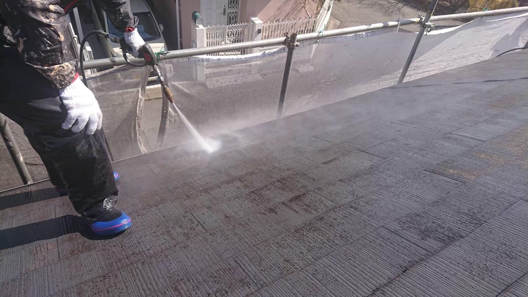 東京都小平市で屋根塗装業界最安値1