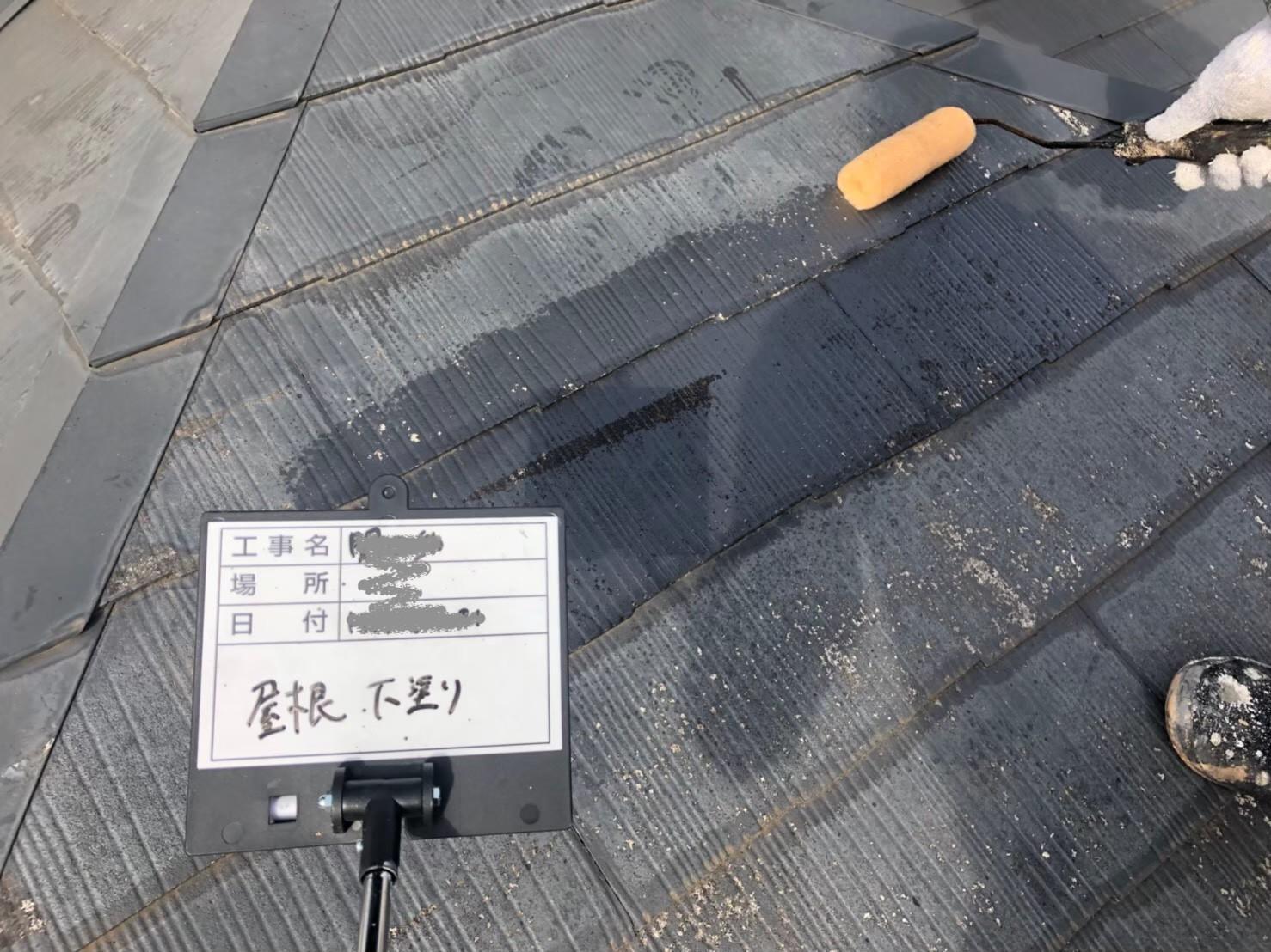 東京都小平市で屋根塗装業界最安値3