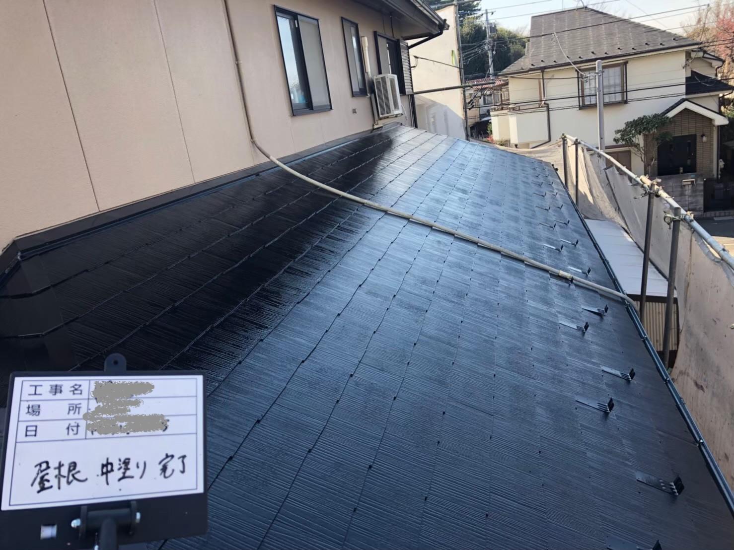 東京都小平市で屋根塗装業界最安値7