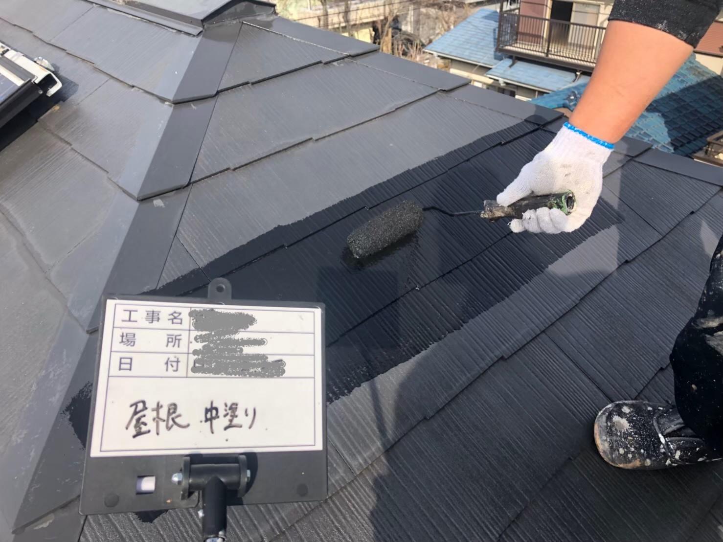 東京都小平市で屋根塗装業界最安値6