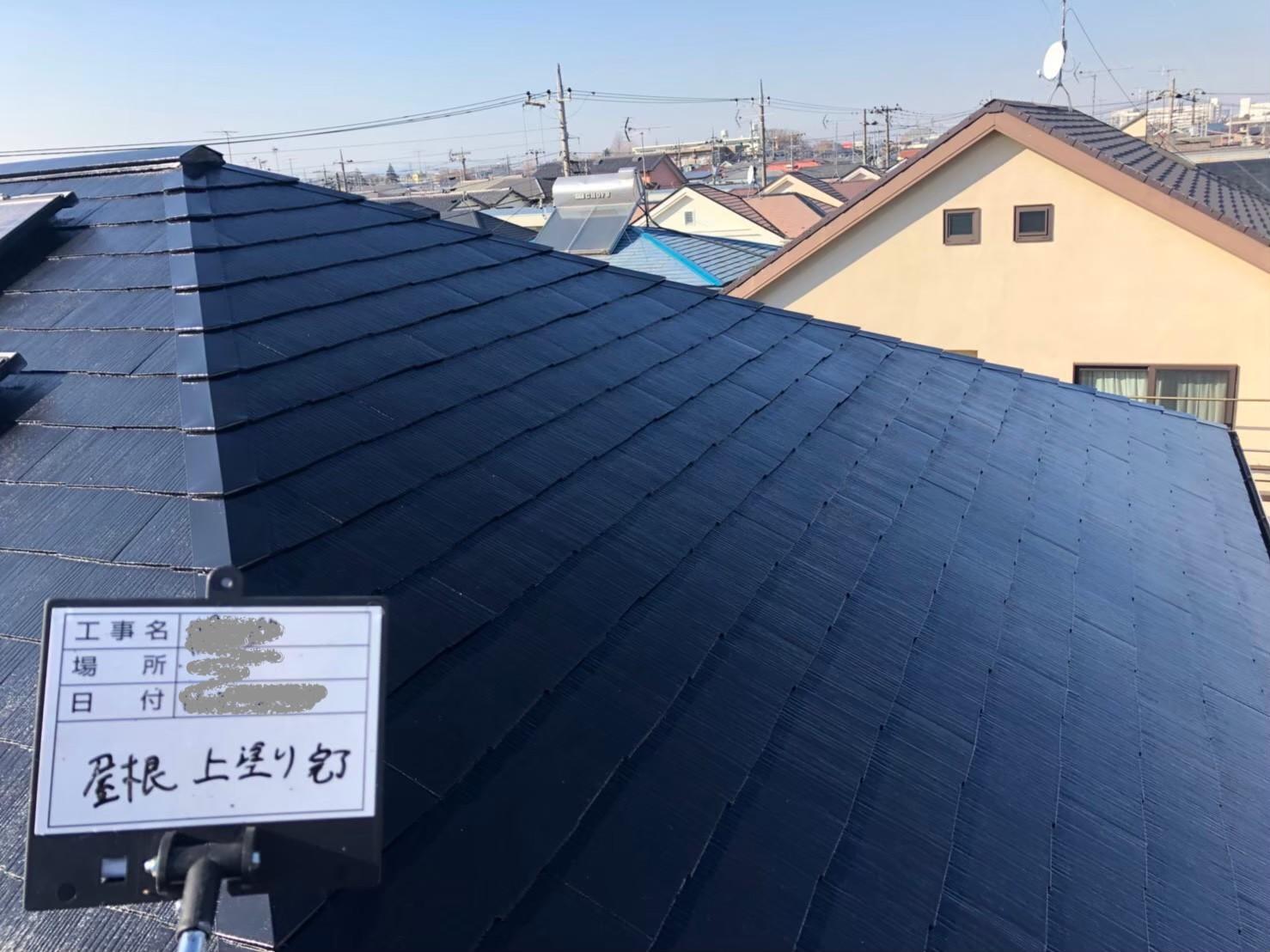 東京都小平市で屋根塗装業界最安値10
