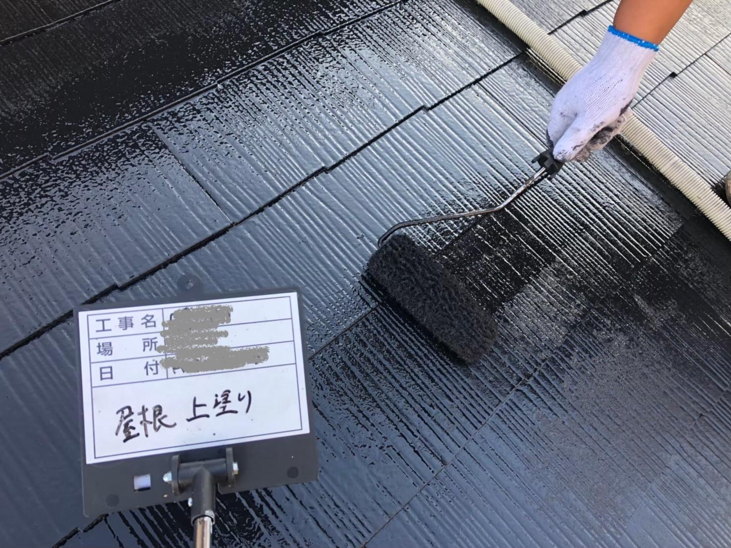 東京都小平市で屋根塗装業界最安値8