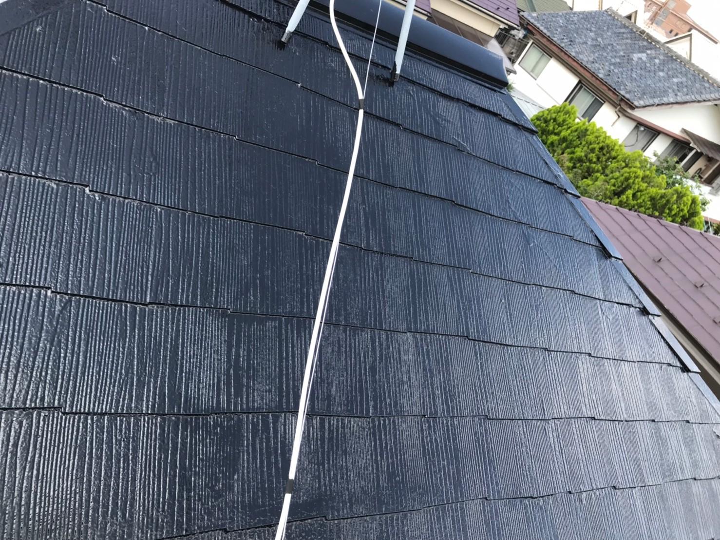屋根塗装業界最安値4