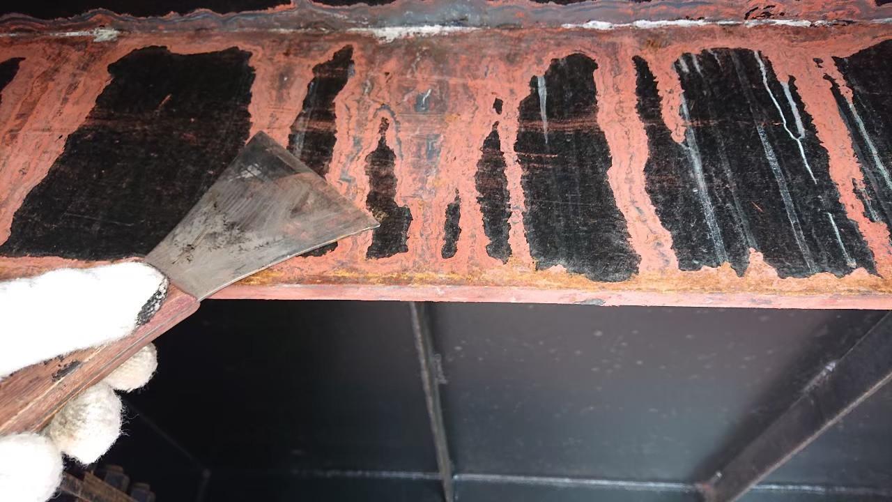 東京都台東区で集合住宅の鉄部塗装・シーリング工事のご報告2