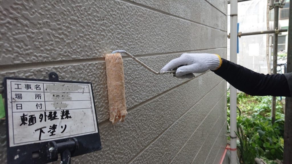 荒川区アパート外壁塗装!ご満足頂ける価格に挑戦