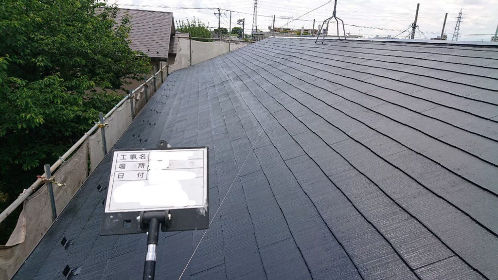 立川市でアパート屋根外壁塗装!低予算可能
