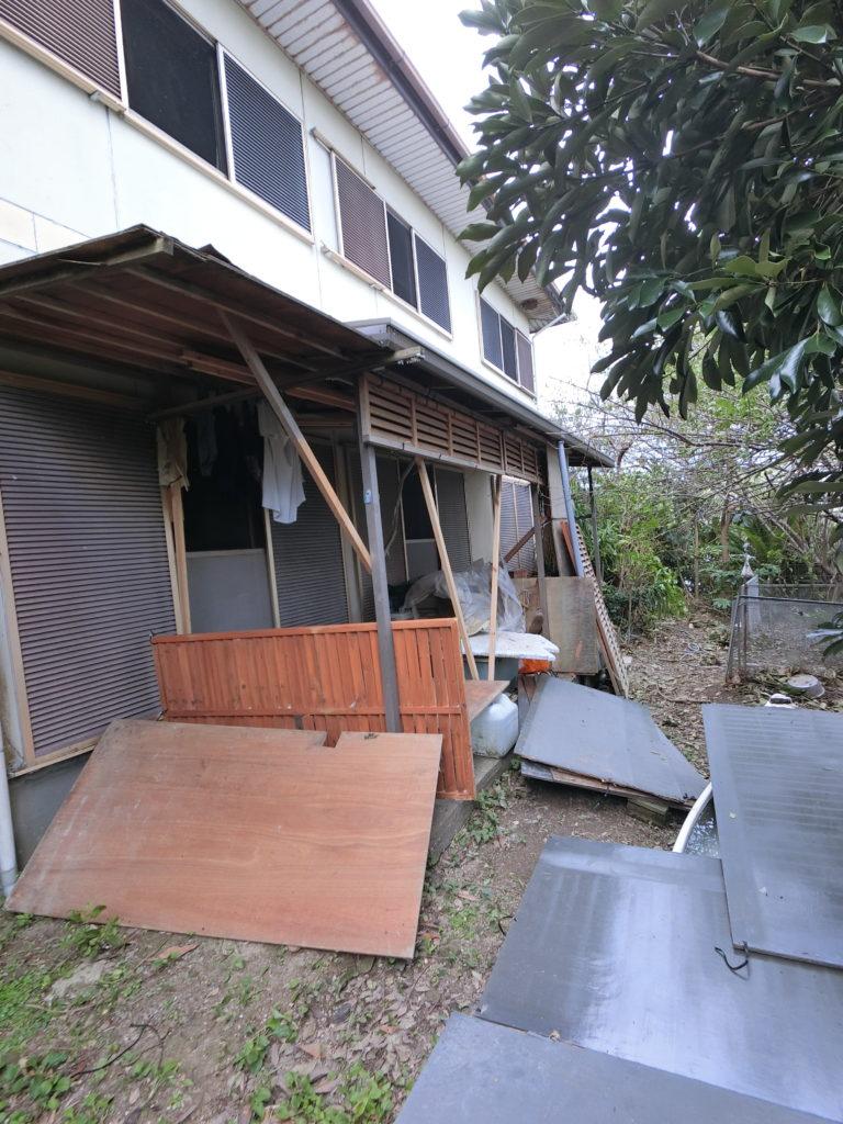 南房総市の台風被害!屋根修理回復工事!