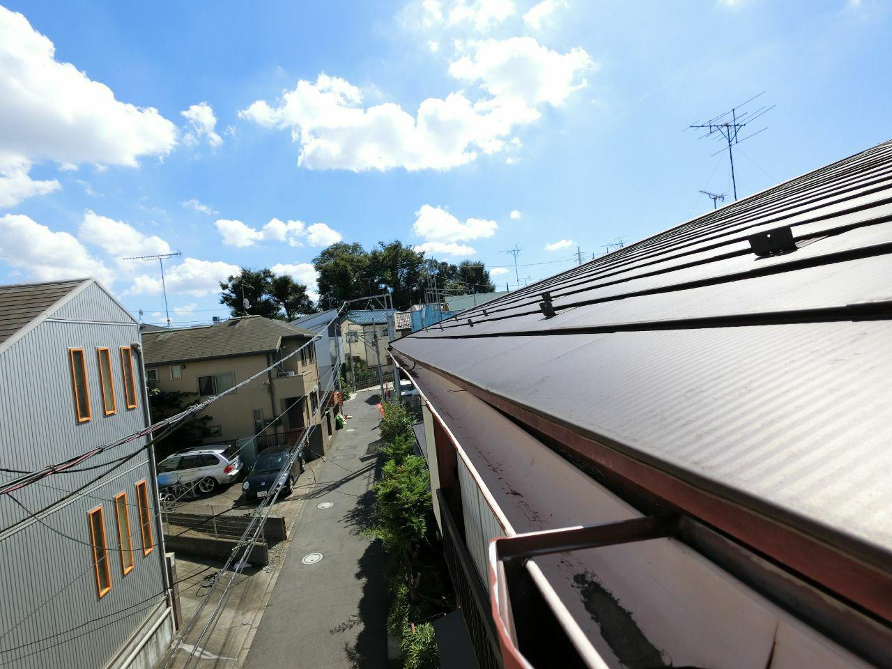 東京都杉並区で火災保険を使った雨樋工事のお知らせ!実費負担ゼロ工事実施中!
