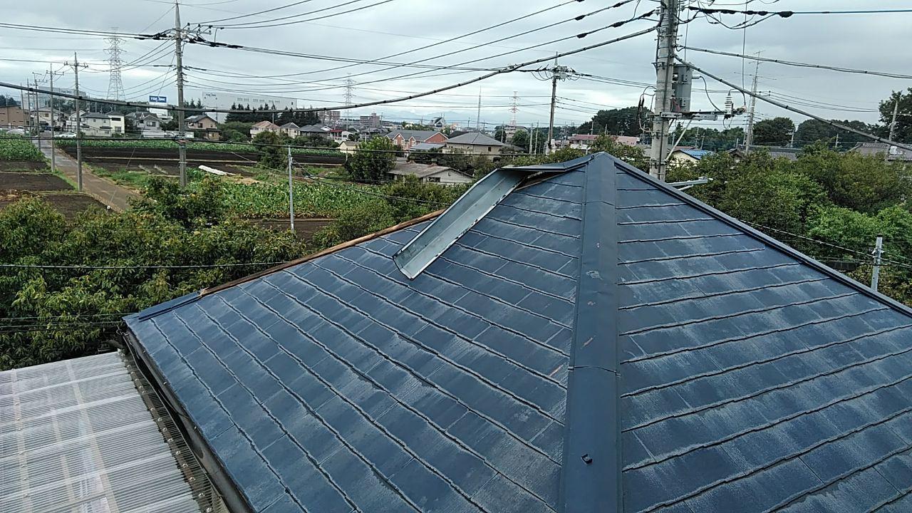 狭山市や所沢市で台風15号の被害!火災保険で屋根修理工事