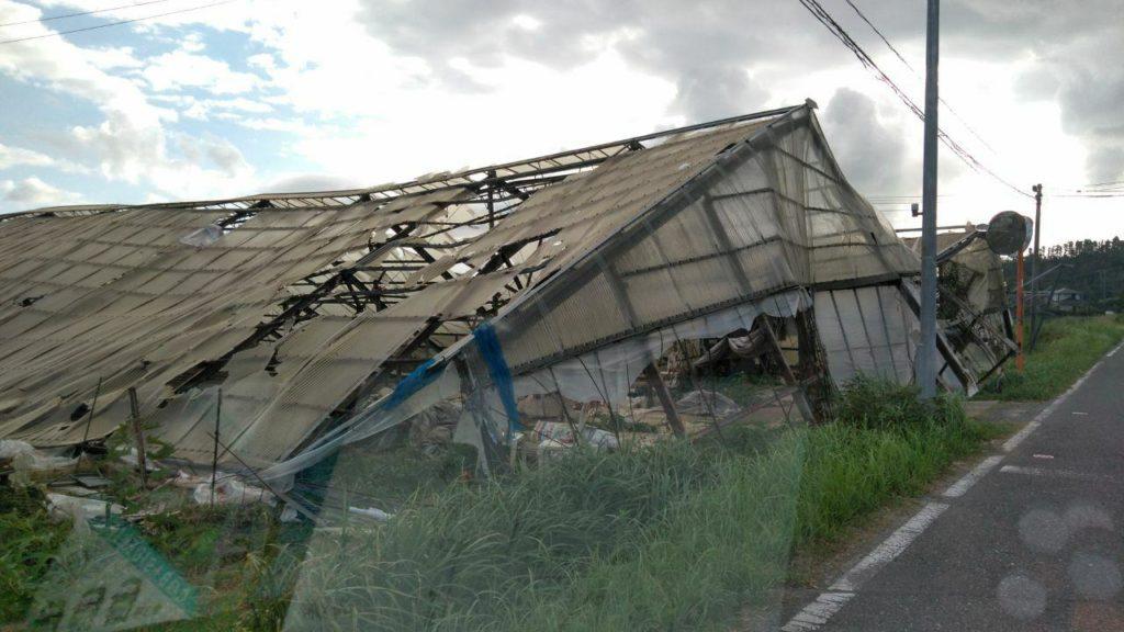 台風の二次被害に注意!ブルーシート業者に関する注意喚起