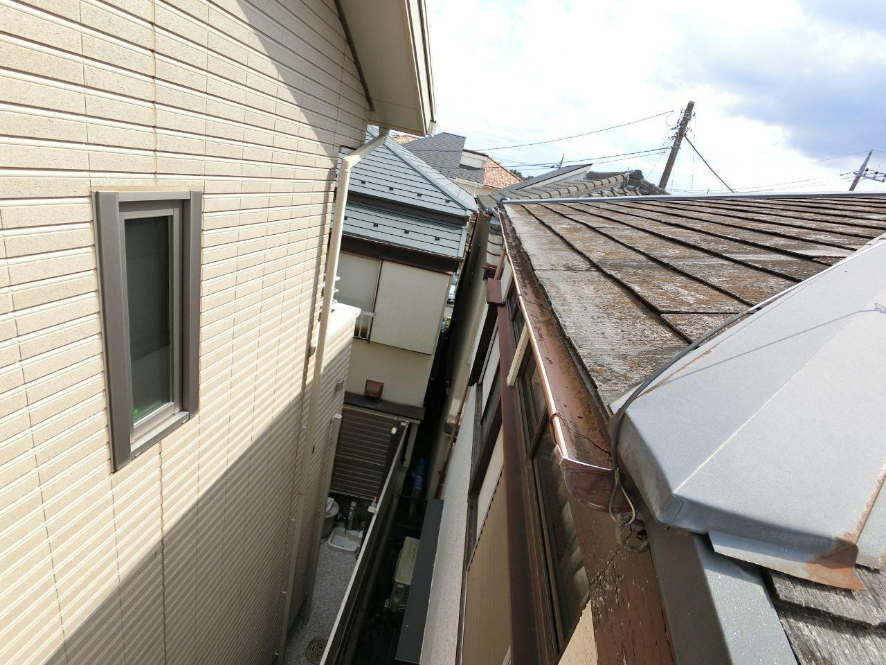 日野市で台風や大雪の被害あり!火災保険を使って雨どい実費負担ゼロ工事!