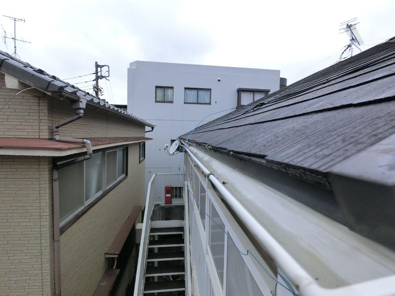 大田区で台風19号の被害!火災保険でアパート修理