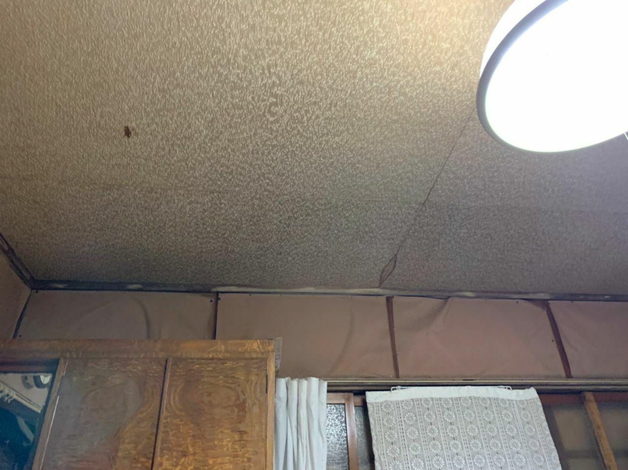 台風19号千葉県南房総市で屋根雨漏れ工事のご案内